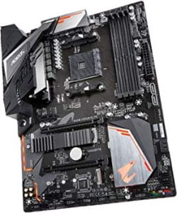 Gigabyte B450 Aorus Elite-best motherboard for ryzen 5 2600