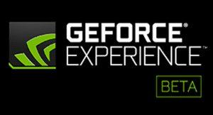 Geforce experience not openning